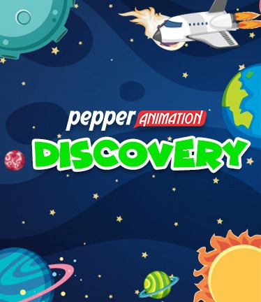 Pepper Animation Discovery