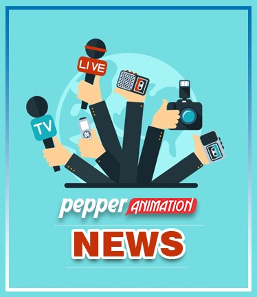 Pepper Animation News